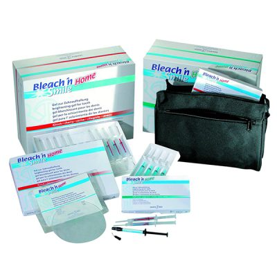 Bleach'n Smile Home 18% Starter - Set